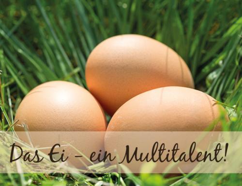 Multitalent und wahres Superfood: Das Ei!