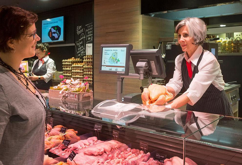 Geflügelsortiment Mercado