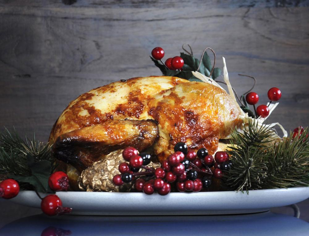 Feiern Sie Thanksgiving?
