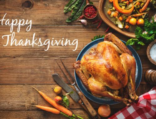 Feiern Sie auch Thanksgiving?
