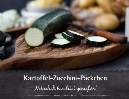 Kartoffel-Zucchini-Päckchen