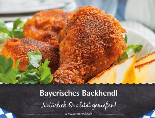 Bayerisches Backhendl