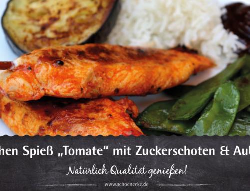 """Hähnchen Spieß """"Tomate"""""""