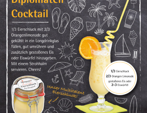 Diplomaten Cocktail